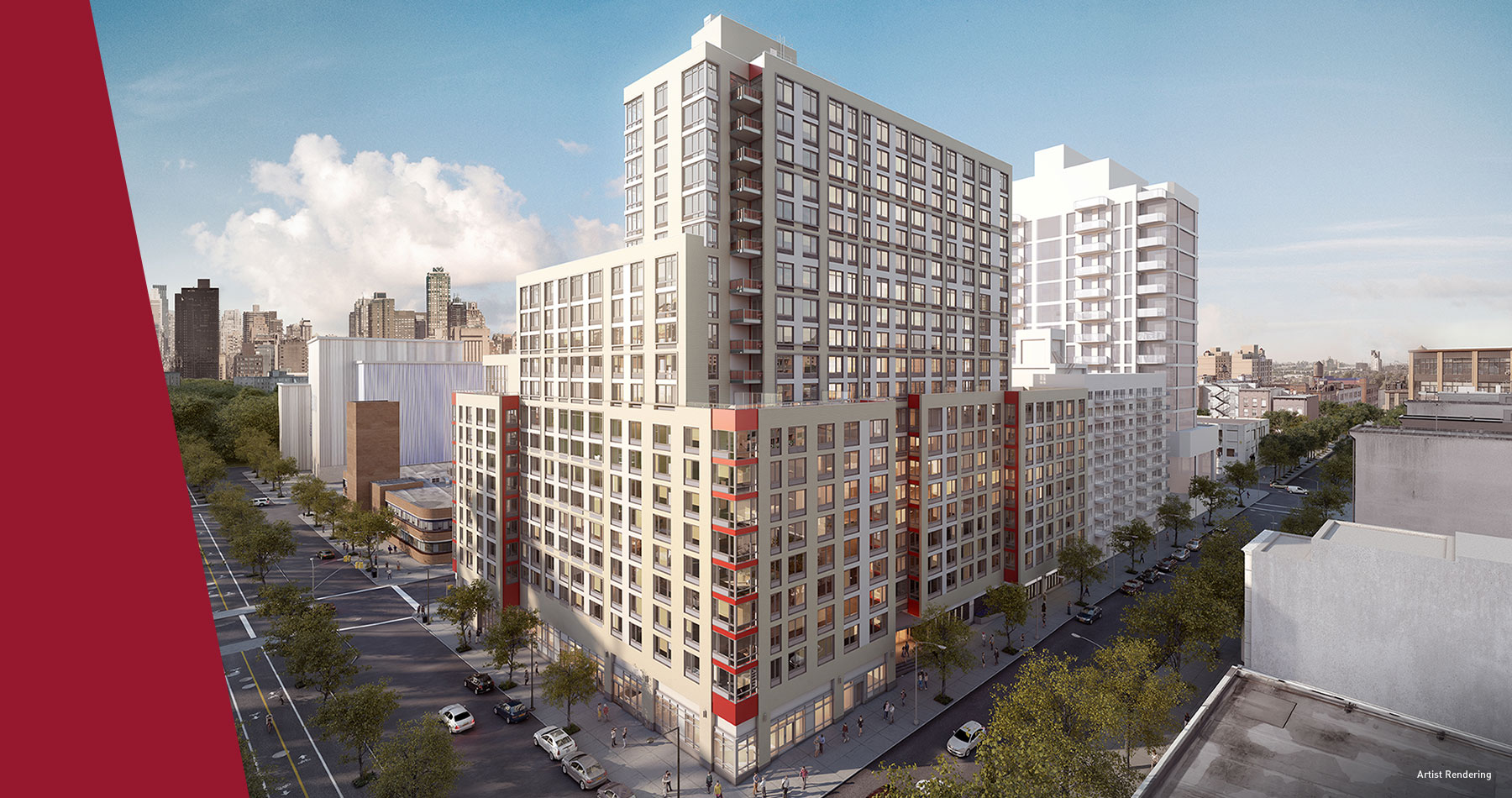 New Apartment Rentals in Long Island City | QLIC